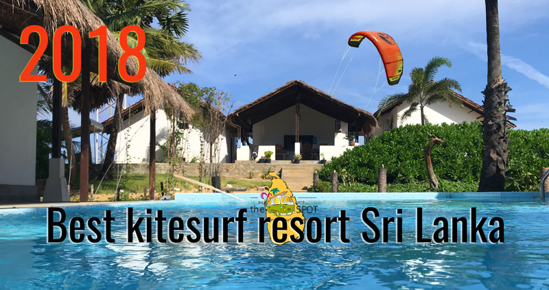 best kitesurf accommodation in sri lanka